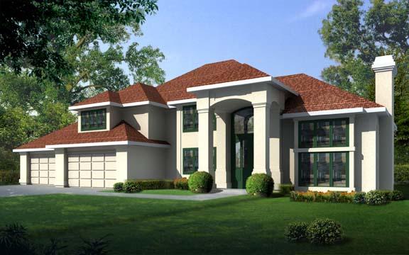 House Plan 90710