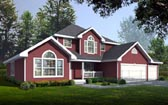 Plan Number 90711 - 2195 Square Feet