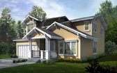 Plan Number 90716 - 2202 Square Feet