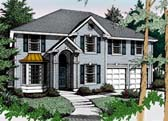 Plan Number 90722 - 3018 Square Feet