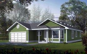 House Plan 90724