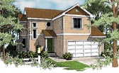 Plan Number 90727 - 1278 Square Feet