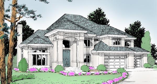House Plan 90728