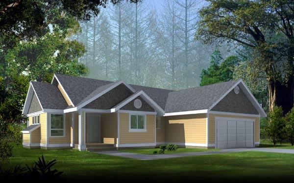 House Plan 90732
