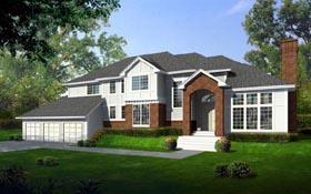 House Plan 90734