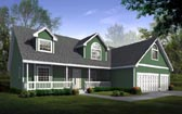 Plan Number 90744 - 2652 Square Feet