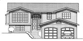 Plan Number 90745 - 1183 Square Feet