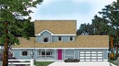 Plan Number 90747 - 1795 Square Feet