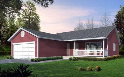 House Plan 90753
