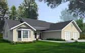 Plan Number 90755 - 2135 Square Feet