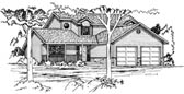 Plan Number 90814 - 1841 Square Feet