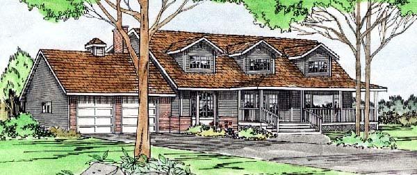 House Plan 90816