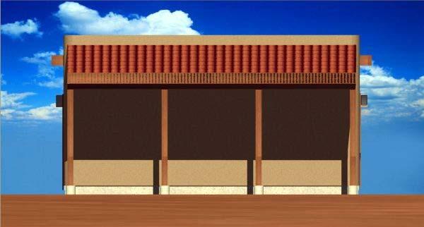 Southwest 2 Car Garage Plan 90821 Picture 2
