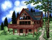 Plan Number 90844 - 1552 Square Feet