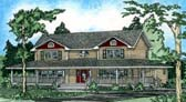 Plan Number 90860 - 2634 Square Feet