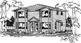 Multi-Family Plan 90863