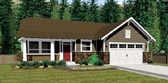 Plan Number 90878 - 1625 Square Feet