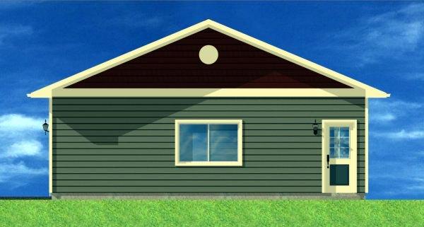 3 Car Garage Plan 90882 Picture 2