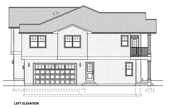 Multi-Family Plan 90888 with 10 Beds, 6 Baths, 4 Car Garage Picture 1