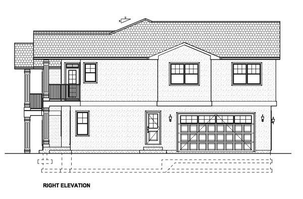 Multi-Family Plan 90888 with 10 Beds, 6 Baths, 4 Car Garage Picture 2