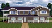 Plan Number 90890 - 2610 Square Feet