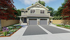 Plan Number 90891 - 3406 Square Feet
