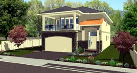Florida House Plan 90892 Elevation