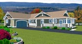 Plan Number 90897 - 2794 Square Feet