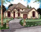Plan Number 90898 - 2489 Square Feet