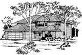 Plan Number 90903 - 1292 Square Feet