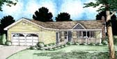 Plan Number 90905 - 1314 Square Feet