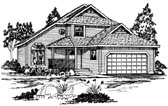 Plan Number 90910 - 1945 Square Feet