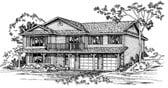 Plan Number 90922 - 2380 Square Feet