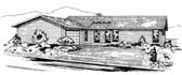 Plan Number 90926 - 1589 Square Feet