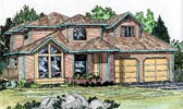 Plan Number 90944 - 2552 Square Feet