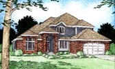 Plan Number 90966 - 2397 Square Feet