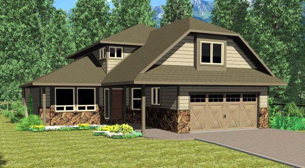 House Plan 90968