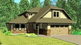 Plan Number 90968 - 2180 Square Feet