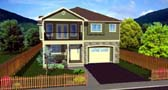 Plan Number 90973 - 4078 Square Feet