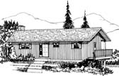 Plan Number 90980 - 1768 Square Feet