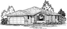 House Plan 90982
