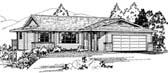 Plan Number 90984 - 1547 Square Feet