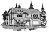 Plan Number 90999 - 2057 Square Feet