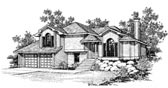 Plan Number 91016 - 2030 Square Feet