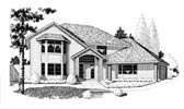 Plan Number 91030 - 2548 Square Feet
