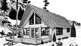 House Plan 91031