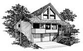 Plan Number 91039 - 1769 Square Feet