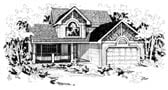 Plan Number 91056 - 1537 Square Feet