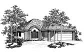 Plan Number 91058 - 1538 Square Feet