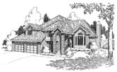 Plan Number 91065 - 2012 Square Feet